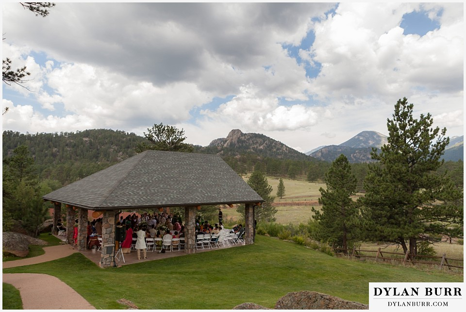 black canyon inn hindu wedding pavilion view