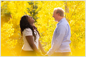 Coloradao Mountain Engagement Session