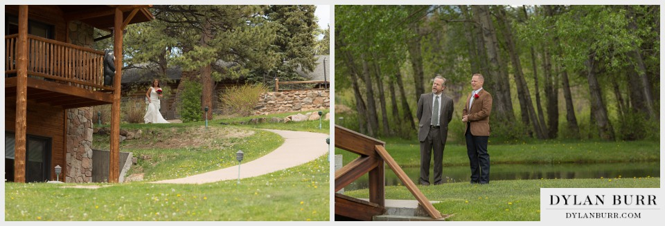 black canyon inn estes park wedding elopement