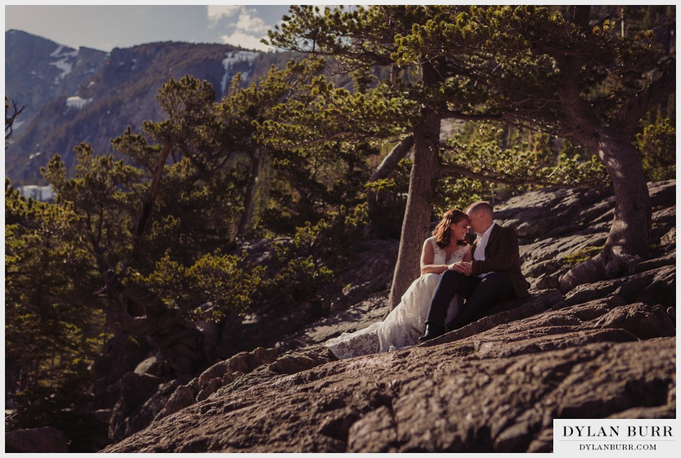 estes park wedding elopement photography