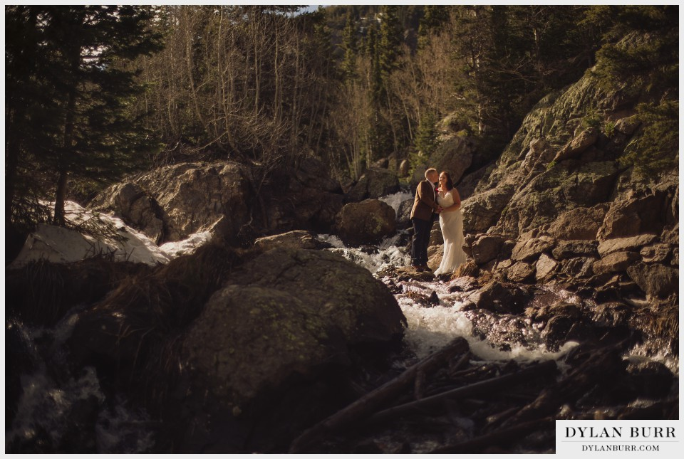 estes park wedding elopement rmnp