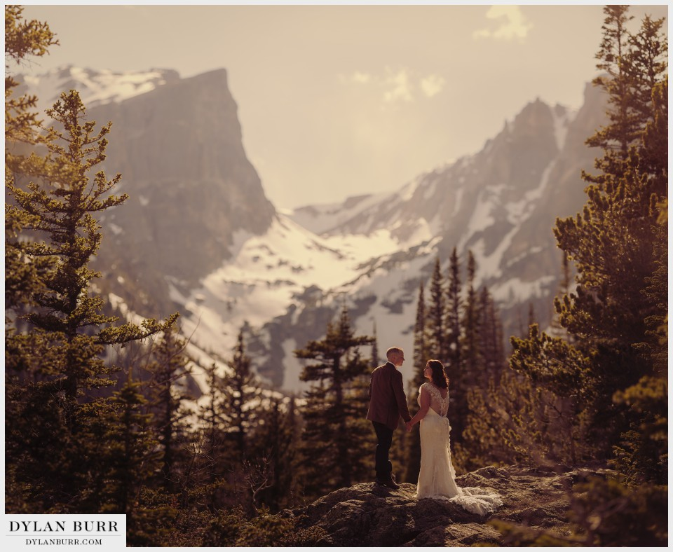 estes park wedding photographer
