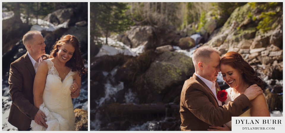 estes park wedding river rmnp