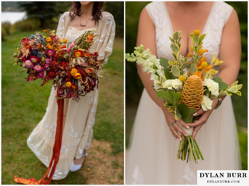 creative wedding bouquets