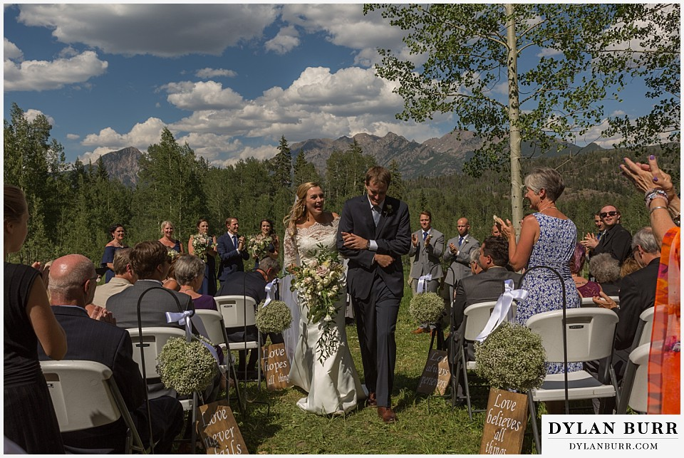 silverpick lodge wedding durango colorado