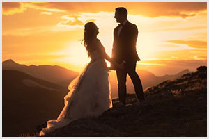 Rocky Mountain National Park Adventure Elopement Wedding