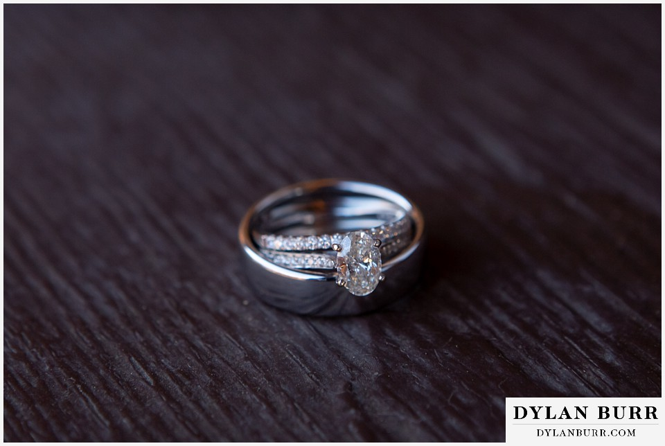 villa parker wedding parker colorado wedding and engagement rings