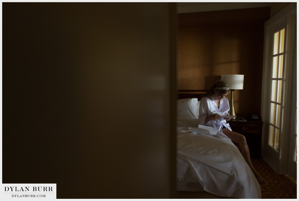 denver west marriot wedding love letter