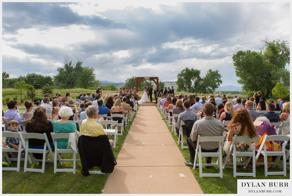 vista at applewood denver wedding ceremony venue
