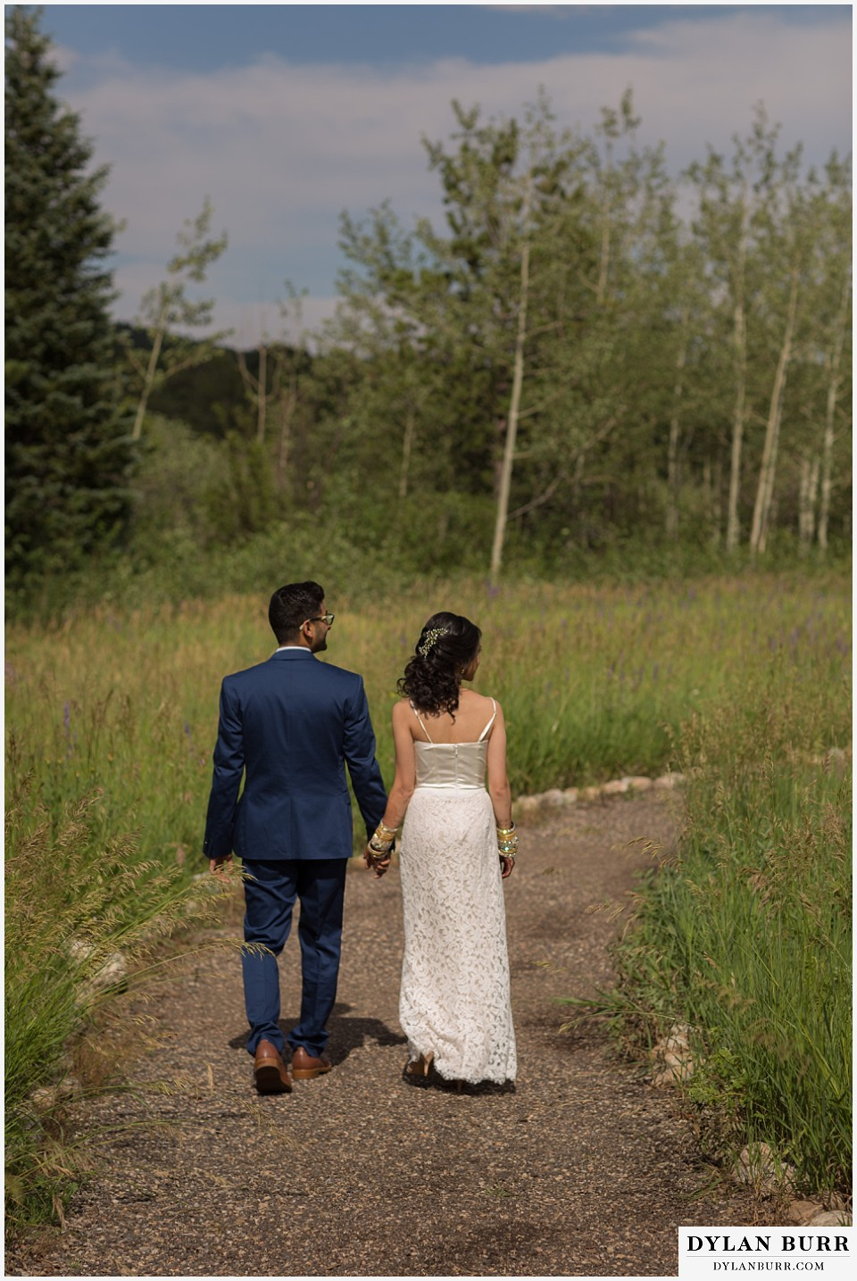 wild basin lodge hindu wedding