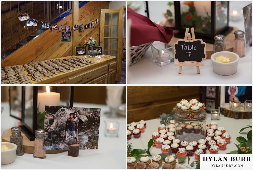 wild basin lodge hindu wedding details