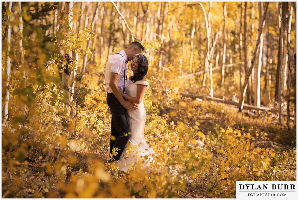 winter park mountain lodge wedding colorado