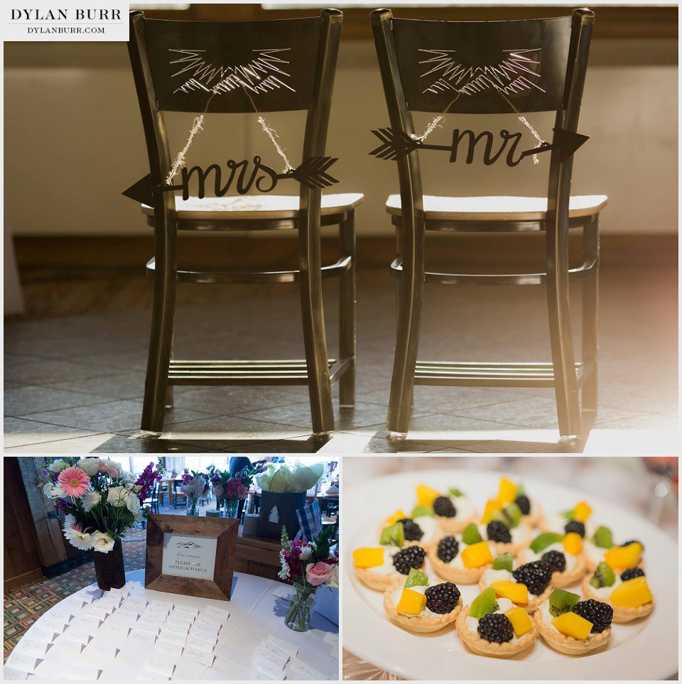 the lodge at sunspot wedding details winter park