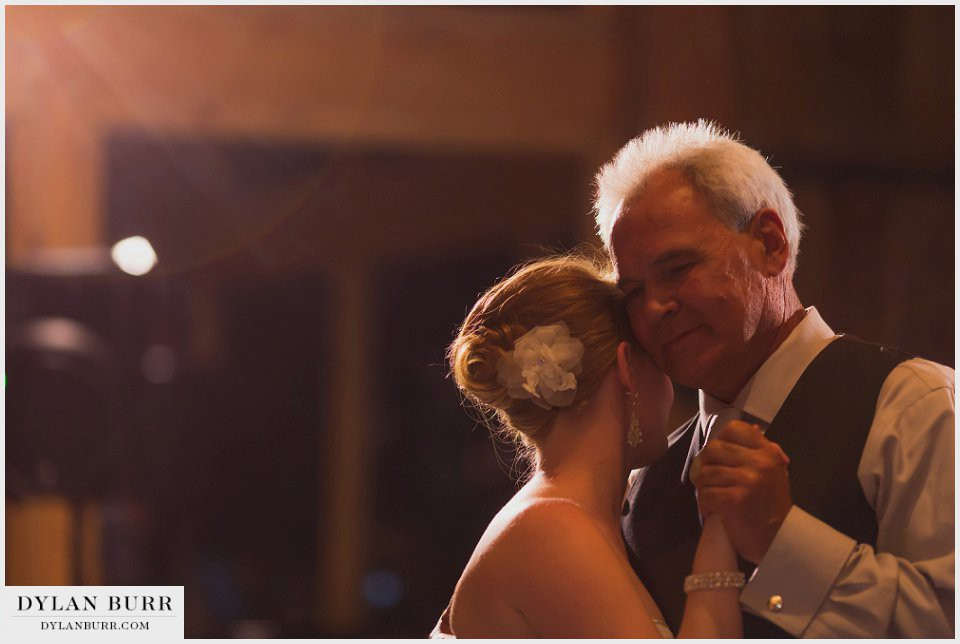 winter park wedding father daughter dance