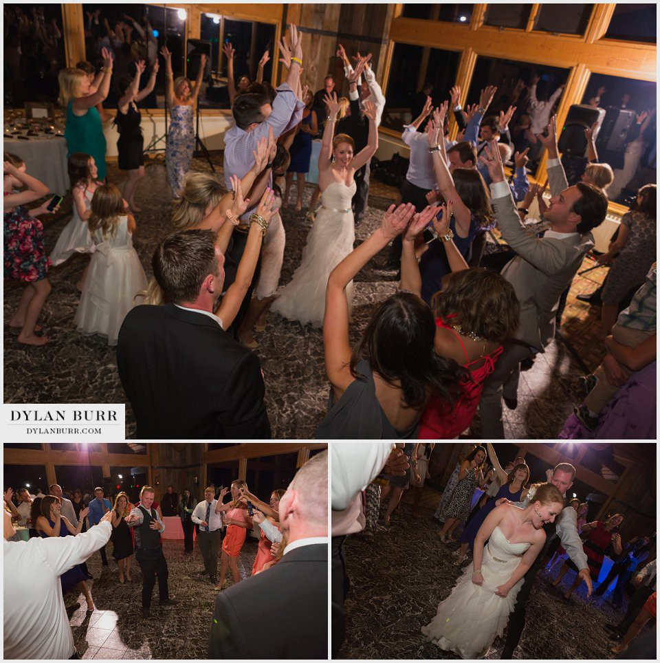 winter park wedding reception party